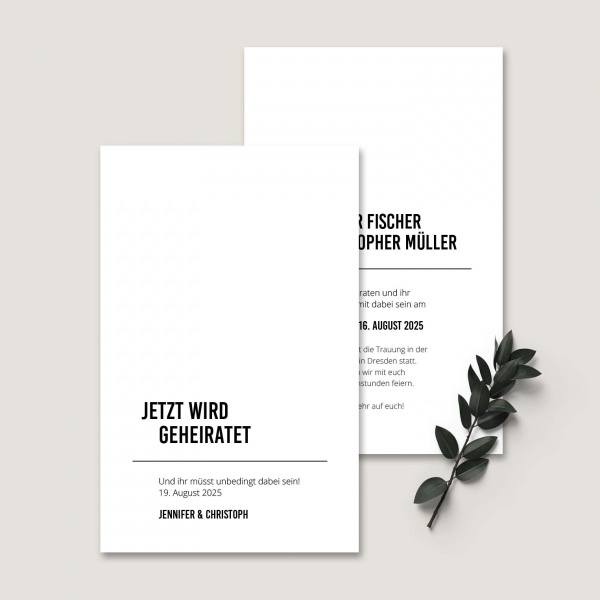 Design-Set Typografie